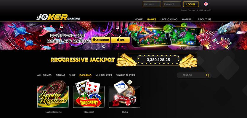 Roulette Joker Gaming